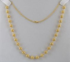 Gold Mangalsutra Designs, Gold Earrings Designs, Necklace Designs, Gold Jewellery, Bridal Jewelry, Gold Pendant, Pendant Jewelry, Gold Chain Design, Beaded Necklace