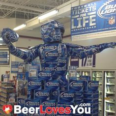 Happy Friday Beer Lovers! Hope you're as excited for football season to start as we are!! #BeerLovesYou