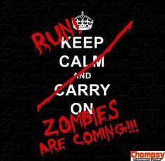 Zombies MEME 2