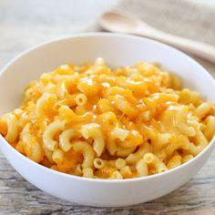 One Pot Macaroni and Cheese | Kirbie's Cravings | A San Diego food blog