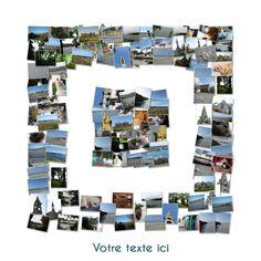 Tableau Mosaique Personnalisé 11 best tableau photos personnalisé mosaique images on pinterest