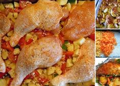 NapadyNavody.sk | Recepty I Foods, Chicken Wings, Low Carb Recipes, Food And Drink, Menu, Snacks, Dishes, Ethnic Recipes, Stuffed Pepper