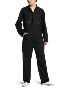 Amazon.com  Dickies Men s 7 1 2 Ounce Twill Deluxe Long Sleeve Coverall   Overalls And Coveralls Workwear Apparel  Clothing 888359b569e