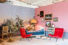 Unser Ausstellungsraum am METROPOL PARK, eine Fusion der Kunst, des Designs und der Architektur in Berlin-Mitte, durch Werner Aisslinger.