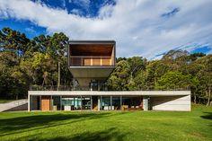 House at São Bento do Sapucaí / UNA Arquitetos
