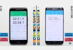 HTC 10 vs Samsung Galaxy S7 Performance Test Is Quite Tight