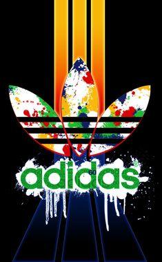 online store 7100c bdc08 Adidas Logo, Nike Logo, Screen Wallpaper, Wallpaper Backgrounds, Iphone  Wallpaper, Adidas