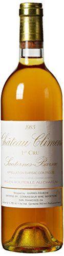 1983 Climens Barsac 750 mL ** Visit the image link more details.