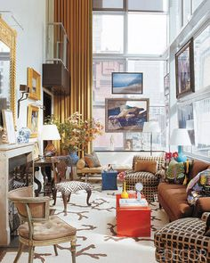 Juggling commissions that range in style from mod dramatic to relaxed rustic, Eric Cohler has a unique high-low aesthetic and devises exciting bu...