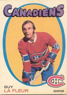 Guy LaFleur rookie card Canadiens de Montreal Go Habs Go ! Montreal Canadiens, Hockey Cards, Football Cards, Baseball Cards, Hockey Teams, Ice Hockey, Hockey Stuff, Bruins Hockey, Hockey Mom