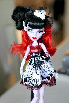 Monster High Hauntlywood Operetta Doll