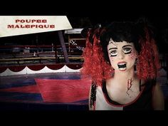 Makeup de poupée maléfique pour Halloween - Déguise-Toi