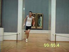 Museums-Sprint, Alte Pinakothek München by Florian Slotawa Online Mood Board, Video Romance, Florian, Alter, Contemporary Art, Sporty, In This Moment, Artwork, Art Installation