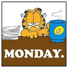Tim Tells It: How to Shake Off the Mondays Garfield Quotes, Garfield Cartoon, Garfield And Odie, Garfield Comics, Garfield Christmas, I Hate Mondays, Emoji Love, Gb Bilder, Monday Quotes