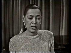 Billie Holiday - I Love You Porgy (Chelsea At Nine) 1959 - YouTube