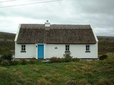 Clare,Irish Cottage by Geraldine..., via Flickr