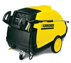 Classic HDS 801E, All Electric - Hot Water Pressure Washers - Pressure Washers