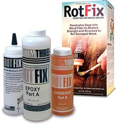 Elmers Rotted Wood Repair Kit NWT Wood repair Exterior trim