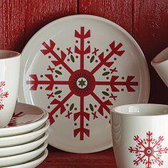 Longaberger Snowflake Plate Visit www.longaberger.com/brittanyheaward to order.