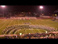 Corps songs. The Cavaliers & Madison Scouts - YouTube