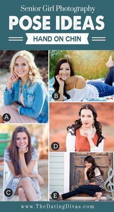 Senior Girl Photography Poses More