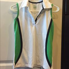 Izod tennis polo shirt top small Izod tennis polo shirt top small, no stains or tears IZOD Tops Tees - Short Sleeve