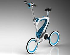 #Foldable #bike #concepts that rock the boat for conventional #design
