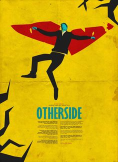 Illustrated by Kennard Peñalba  Red Hot Chili Peppers - Otherside a music video by Jonathan Dayton and Valerie Faris