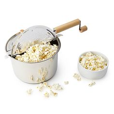 Look what I found at UncommonGoods: Stovetop Popcorn Popper for $39.99
