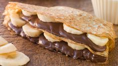 10 Ways to Use Bananas Before They Turn Brown ...nutella makes everything yummy