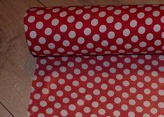 Stoff Punkte - Wachstuch Miller US wasserdicht PU Regenmantel 150 - ein Designerstück von Bibo-Laedchen bei DaWanda