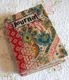 ART JOURNALING...Where Art & Words Meet - via ramblingrose.typepad.com