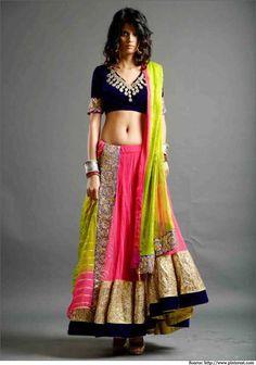 Lehenga Choli Designs | Ghagra Choli Designs | Chaniya Choli Designs