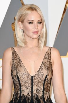 Jennifer Lawrence's Oscars Dress Is Stunning