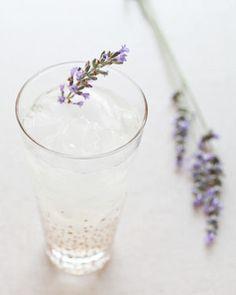 Friday Happy Hour: Lavender Lemonade Cocktail