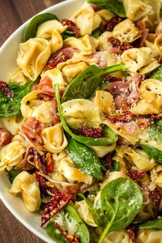 400327854376570378 Our Tuscan Tortellini Salad Is the Ultimate Party Pleaser . 400327854376570378 Our Tuscan Tortellini Salad Is the Ultimate Party Pleaser . Best Salad Recipes, Healthy Recipes, Salami Recipes, Vegetarian Recipes, Chopped Salad Recipes, Pasta Salat, Easy Pasta Salad Recipe, Pasta Salad Recipes Cold, Best Chicken Salad Recipe