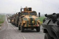 Turkish BMC Kirpi mrap armored combat vehicle armored personnel carier mine resistant ifv apc