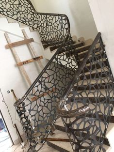 Image result for metalwork staircases