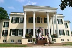 Oatlands Historic House and Gardens, Leesburg, VA