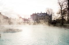 A cold winter day is the perfect day for a visit at Thermae Boetfort