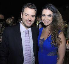 Gabriel e Bruna Guimarães