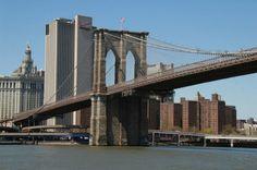 Cruzar a Brooklyn Bridge à pé