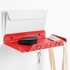 Rally Key Shelf by adolfo abejon    MONOQI #bestofdesign