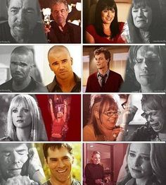 I love the cast of Criminal Minds so much <3