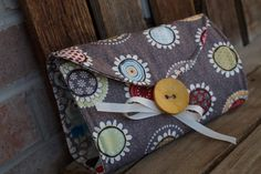 Go-To Bag. Pattern on Craftsy.com. Love the fabric!