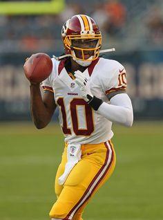 Robert Griffin lll (RG3), QB, Washington Redskins