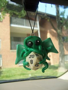 Cthulhu + D20 = awesome sauce!  Can you make this happen, @Brittany Lindstrom ?!!