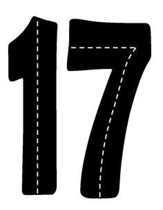 Verkeerscijfer 17