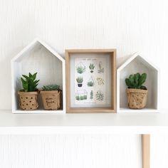 {DIY} Les minis paper bags pour cactus!