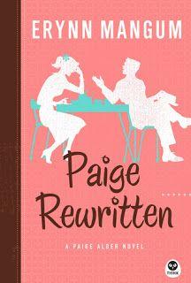 """Review of """"Paige Rewritten"""" by Erynn Mangum."""